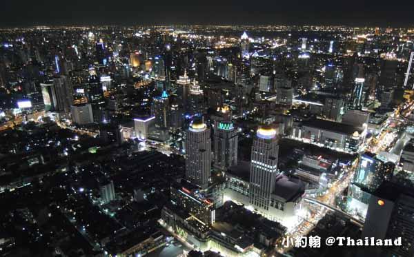 曼谷看夜景Baiyoke Sky Hotel 84樓360度旋轉觀景台9.jpg