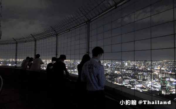 曼谷看夜景Baiyoke Sky Hotel 84樓360度旋轉觀景台11.jpg
