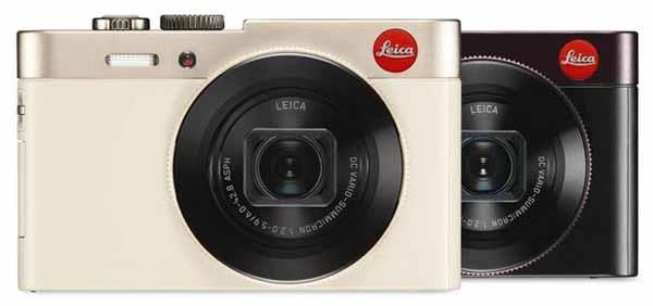 Leica C (Typ 112) 輕便型數位相機