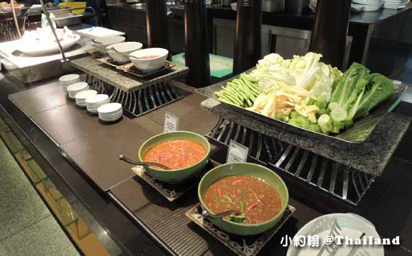 Cafe G at Holiday Inn Bangkok泰國曼谷假日飯店午餐吃到飽8.jpg