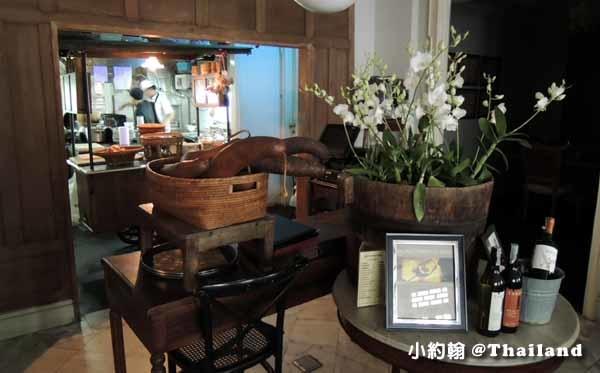 Cabochon Hotel & Residence台灣人開的法式古典民宿飯店@Phrom Phong餐廳.jpg
