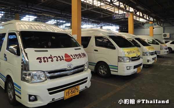 泰國曼谷如何搭小巴到安帕瓦水上市集美功鐵道市場6.jpg