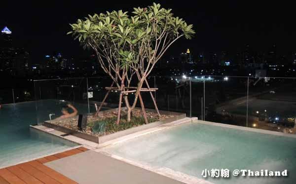 Sofitel So Bangkok Hotel Infinity swimming pool高空美景游泳池4.jpg
