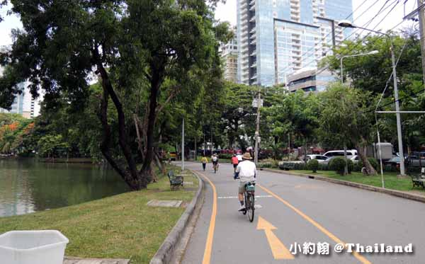 Lumphini Park曼谷倫披尼公園騎單車趣 Sofitel So Bangkok1.jpg