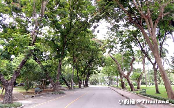Lumphini Park曼谷倫披尼公園騎單車趣 Sofitel So Bangkok3.jpg