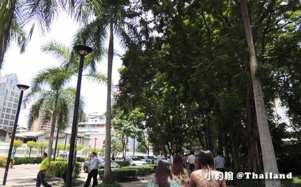 Sofitel So Bangkok Hotel設施與餐廳周邊環境 商辦區.jpg