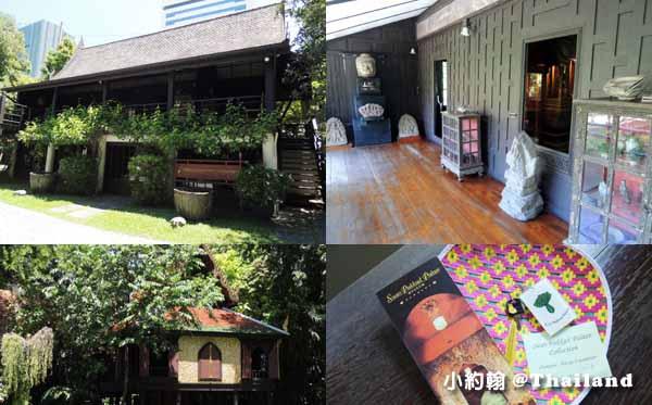 泰國七天六夜自由行-白菜園宮殿(Suan Pakkad Palace Museum)