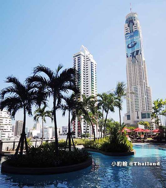 Baiyoke Sky Hotel 84樓360度旋轉觀景台加吃到飽景觀餐廳