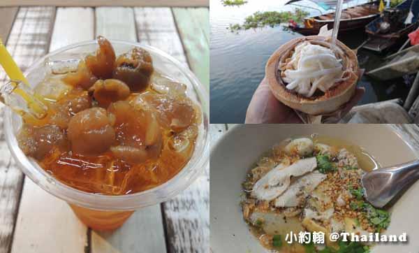 泰國曼谷-泰國七天六夜自由行安帕瓦水上市場市Amphawa Floating Market2
