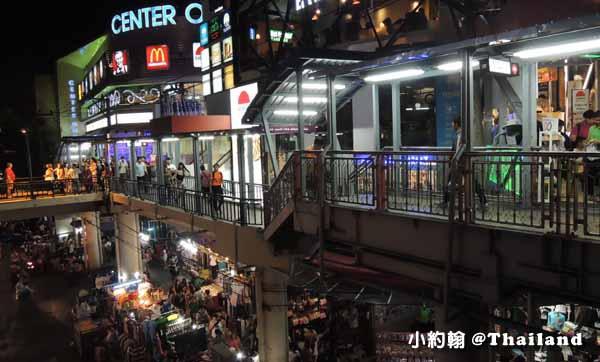 泰國七天六夜自由行-勝利紀念碑(Victory Monument)夜市