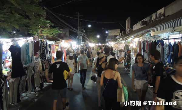 泰國曼谷-泰國七天六夜自由行-恰圖恰夜市