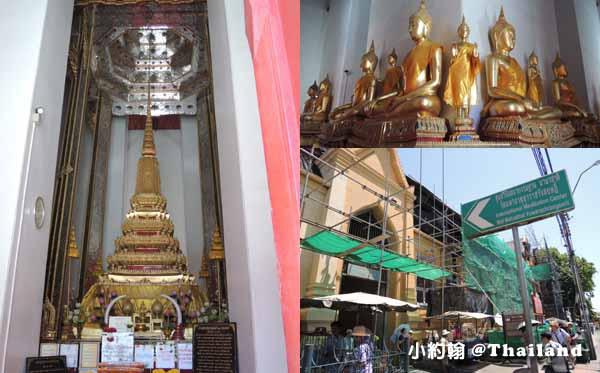 泰國曼谷七天六夜自由行-Wat Mahathat Yuwaratrangsarit .jpg