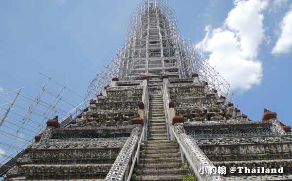 泰國曼谷七天六夜自由行- Wat Arun鄭王廟.jpg