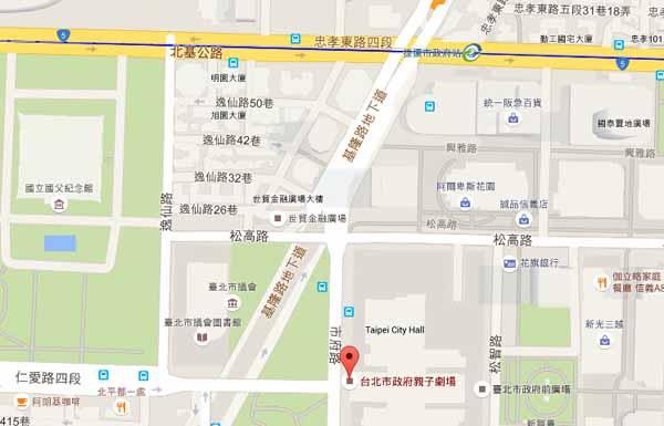 台北市政府親子劇場 - 臺北市立社會教育館map.jpg