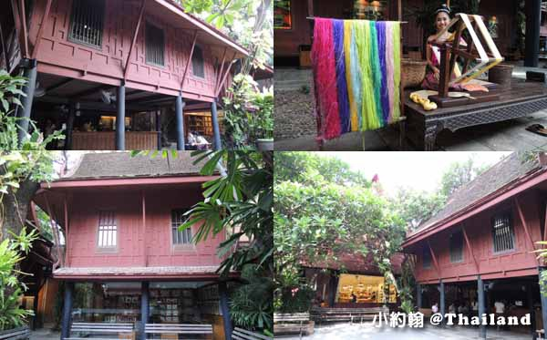 泰國曼谷7天6夜自由行- 金湯普森泰屋博物館  Jim Thompson Thai House Museum.jpg