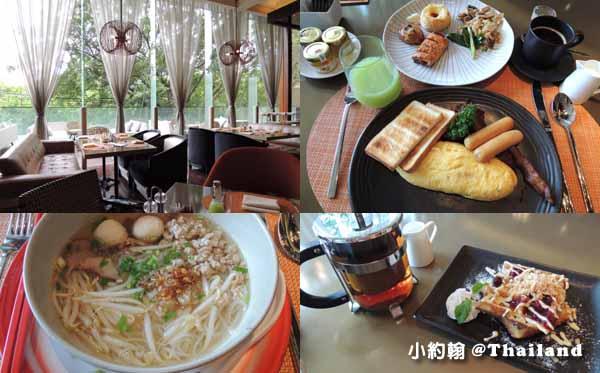 泰國曼谷7天6夜自由行- Hotel Indigo Bangkok飯店早餐吧.jpg
