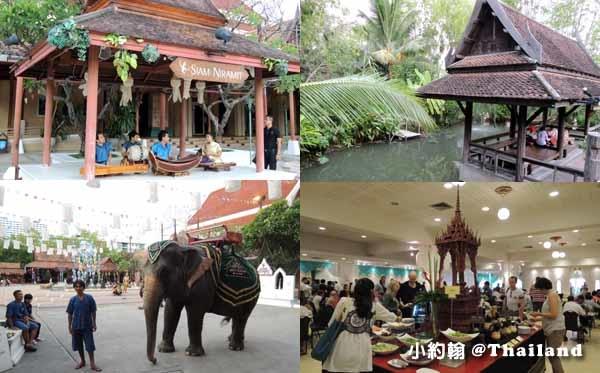 泰國曼谷7天6夜自由行- Siam niramit 暹邏天使劇場