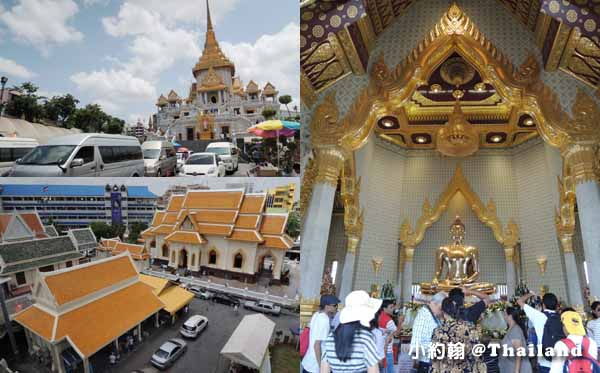 泰國曼谷7天6夜自由行- 金佛寺Wat Traimit