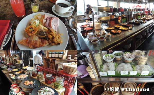 泰國曼谷7天6夜自由行- Sofitel So Bangkok Hotel Red Oven餐廳