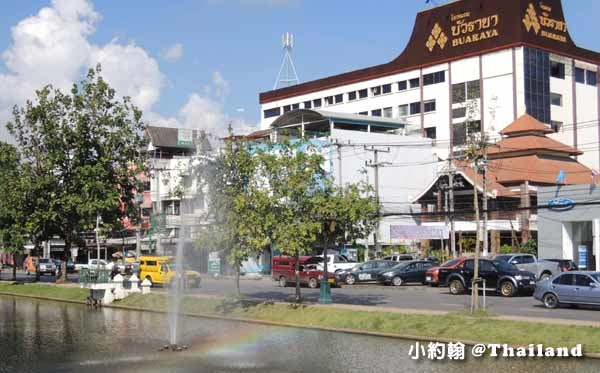 Bua Raya Hotel清邁布萊亞飯店@古城北門.jpg