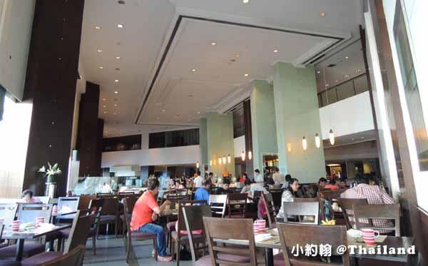 Amari Watergate Bangkok早餐吧Promenade Buffet Restaurant.jpg
