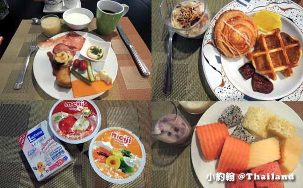 Amari Watergate Bangkok早餐吧Promenade Buffet Restaurant1.jpg