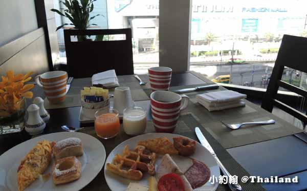 Amari Watergate Bangkok早餐吧Promenade Buffet Restaurant2.jpg