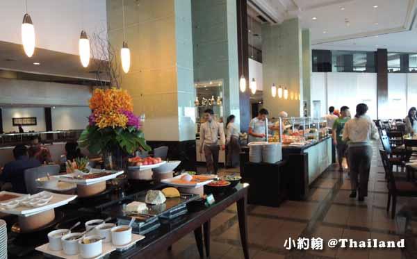 Amari Watergate Bangkok早餐吧Promenade Buffet Restaurant3.jpg