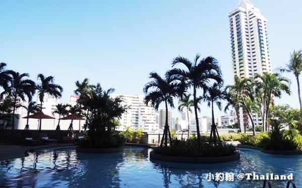 Amari Watergate Bangkok綠洲泳池POOL.jpg