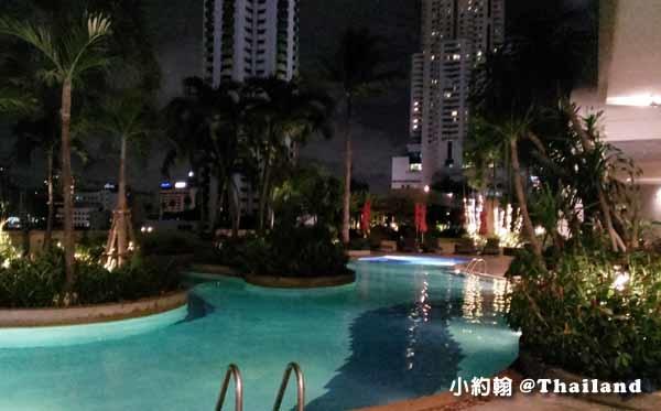 Amari Watergate Bangkok綠洲泳池POOL2.jpg