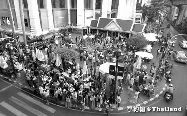 曼谷大爆炸!泰國官方發布10處危險區域