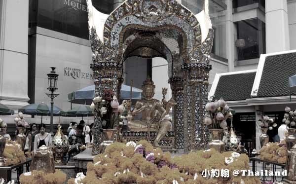 曼谷大爆炸!泰國官方發布10處危險區域 四面佛
