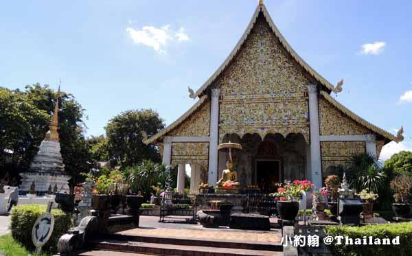 清邁佛寺Wat Chedi Luang柴迪隆寺(聖隆骨寺)0.jpg