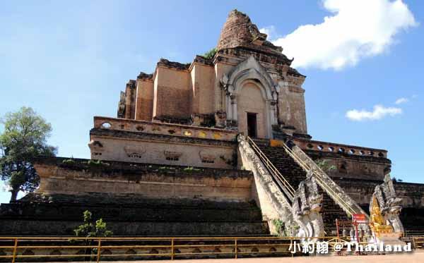 清邁佛寺Wat Chedi Luang柴迪隆寺(聖隆骨寺).jpg