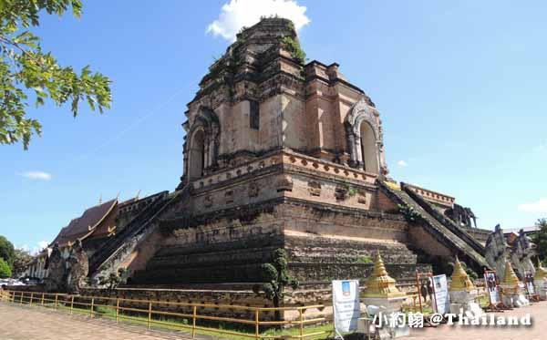 清邁佛寺Wat Chedi Luang柴迪隆寺(聖隆骨寺)01.jpg