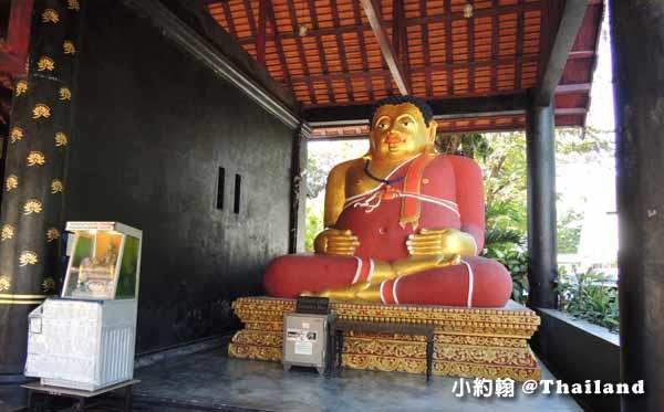 清邁佛寺Wat Chedi Luang柴迪隆寺(聖隆骨寺)5.jpg