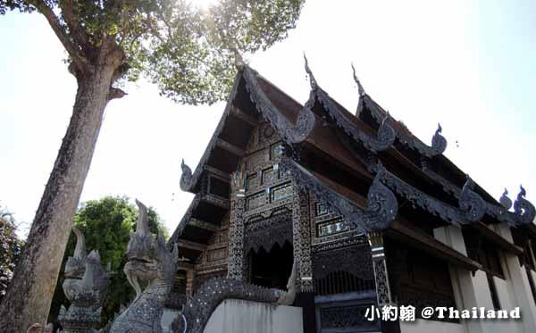 清邁佛寺Wat Chedi Luang柴迪隆寺(聖隆骨寺)7.jpg