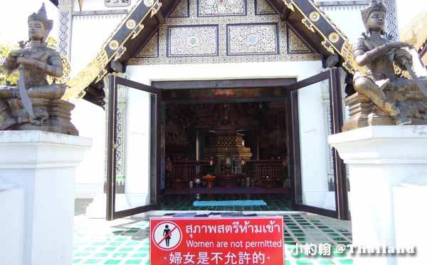 清邁佛寺Wat Chedi Luang柴迪隆寺(聖隆骨寺)11.jpg