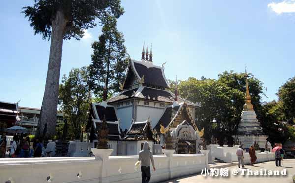 清邁佛寺Wat Chedi Luang柴迪隆寺(聖隆骨寺)13.jpg