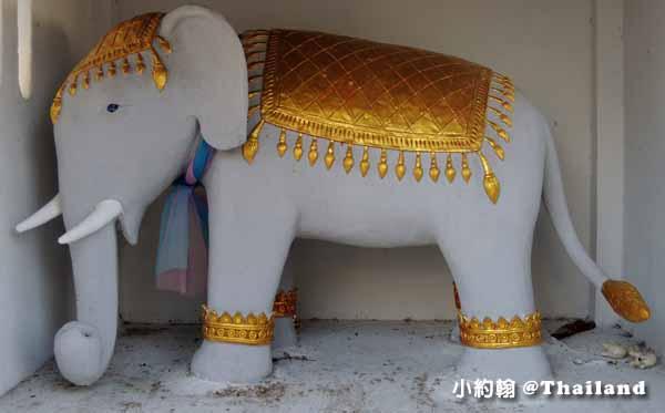 清邁佛寺Wat Chedi Luang柴迪隆寺(聖隆骨寺)14.jpg