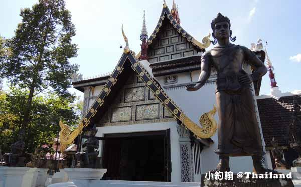 清邁佛寺Wat Chedi Luang柴迪隆寺(聖隆骨寺)15.jpg