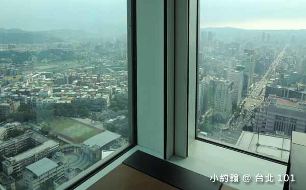台灣最高星巴克喝咖啡看風景台北101大樓35F3.jpg