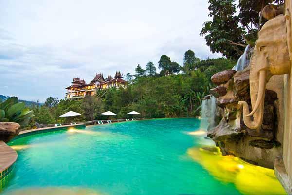 Panviman Chiang Mai Spa Resort清邁Spa度假村 POOL.jpg