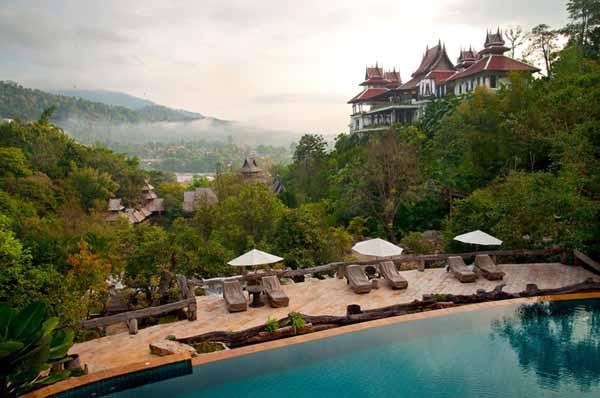 Panviman Chiang Mai Spa Resort清邁Spa度假村 POOL2.jpg