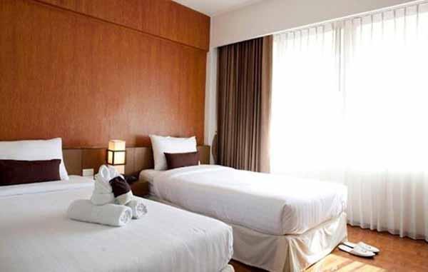 Hotel M Chiang Mai清邁M飯店room2