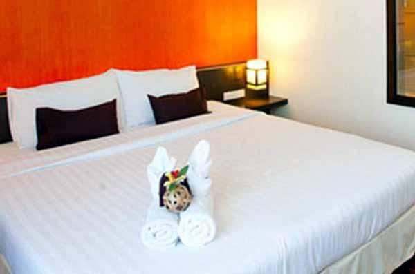 Hotel M Chiang Mai清邁M飯店room