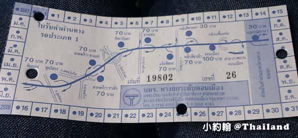 曼谷市區搭計程車到廊曼機場Don Mueang Airport費用3