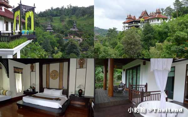 泰國清邁蜜月旅行 Panviman ChiangMai Spa Resort度假村