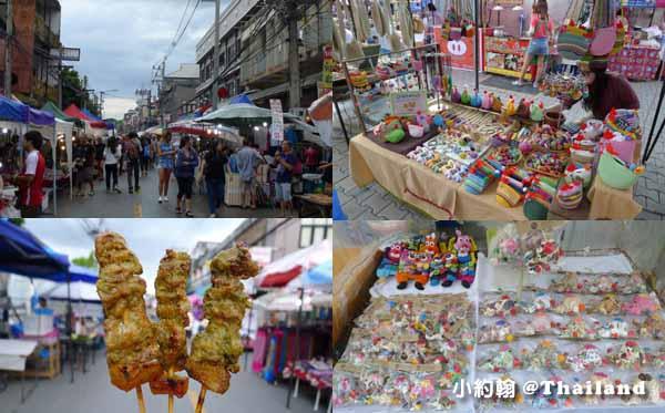 清邁蜜月旅行清邁週六南門夜市Saturday Walking Market.jpg
