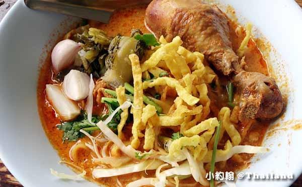 清邁蜜月旅行Khao Soi Gai泰北黃金咖哩麵.jpg